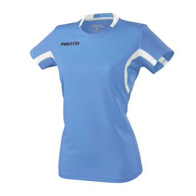 ALKALINE MAGLIA Volleyball размер XXS цвят CEL/BIANCO MACRON