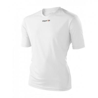 TEAM MAGLIA LONG SLEEVE размер XS цвят WHITE MACRON