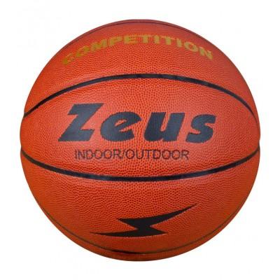 Баскетболна топка COMPETITION, ZEUS