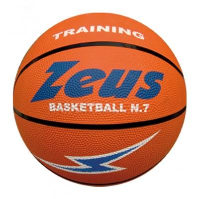 Баскетболна топка GOMMA 7, ZEUS