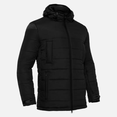 Зимно яке LINZ - Black, MACRON