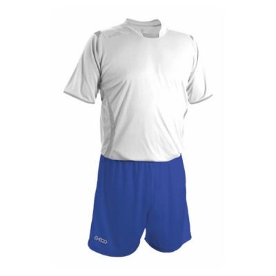 Футболни екипи White Blue GECO