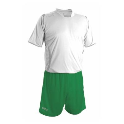 Футболни екипи White Green GECO