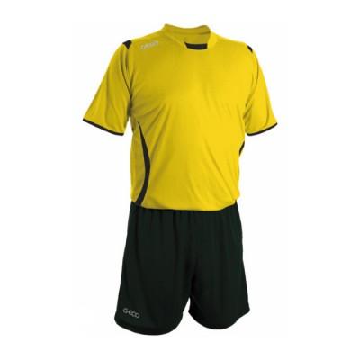 Футболни екипи Yellow Black Black GECO
