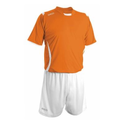 Футболни екипи Orange White White GECO