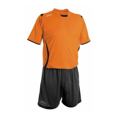 Футболни екипи Orange Black Black GECO