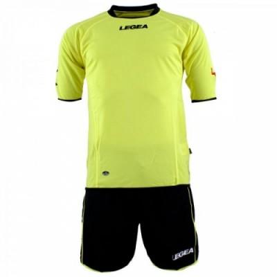 Футболни екипи KIT CARTAGENA размер XL цвят YELLOW FLUO LEGEA