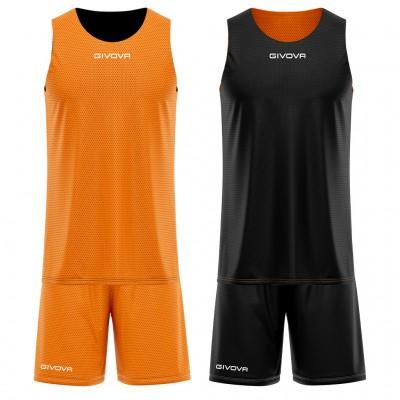 Orange/ Black