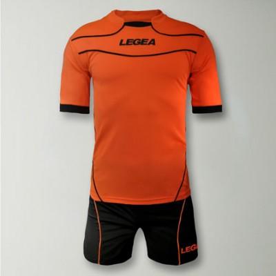 Футболна екипировка Kit Brasilia, Orange Fluo, LEGEA