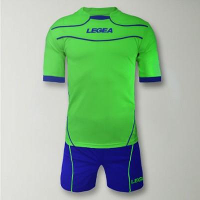 Футболна екипировка Kit Brasilia, Green Fluo, LEGEA
