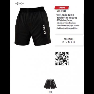 Футболни вратарски панталони Europa, LEGEA