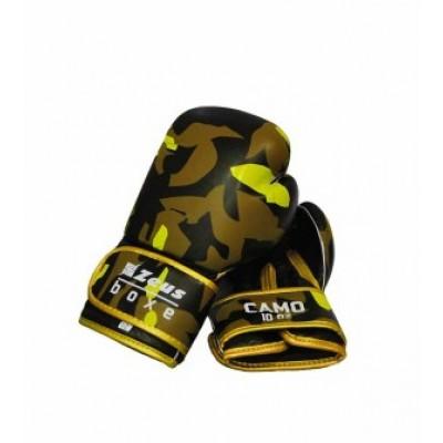 Боксови ръкавици Guantoni Camo, ZEUS