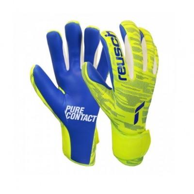 Вратарски ръкавици Reusch Pure Contact IV Silver, REUSCH