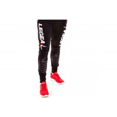 Aнцуг панталони PANT TORNADO EGITTO размер S цвят BLACK LEGEA