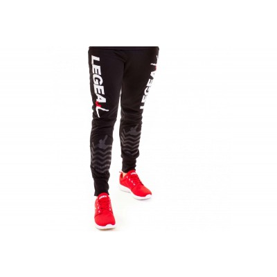 Aнцуг панталони PANT TORNADO EGITTO размер M цвят BLACK LEGEA