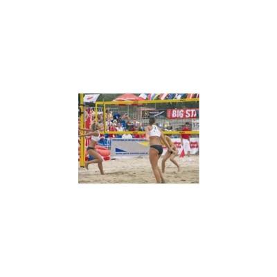 509 F40 Мрежа за плажен волейбол