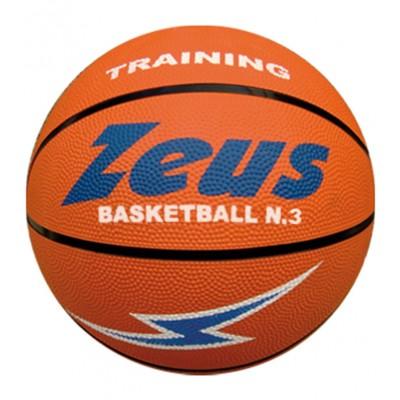 Баскетболна топка GOMMA 3, ZEUS
