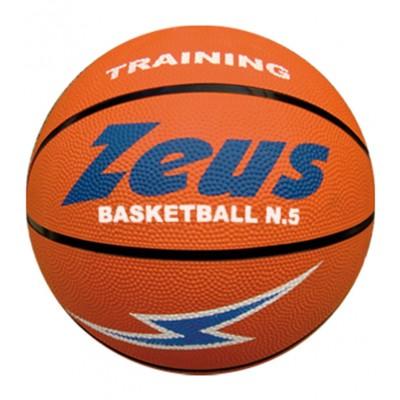 Баскетболна топка GOMMA 5, ZEUS