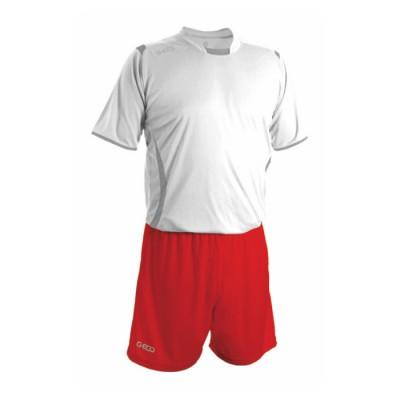 Футболни екипи White Red GECO