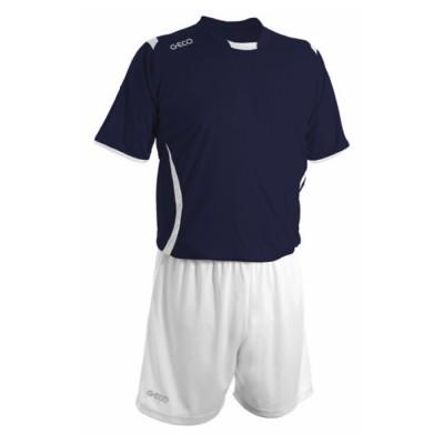 Футболни екипи Navy White GECO