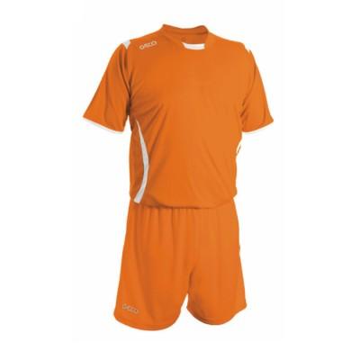 Футболни екипи Orange White GECO