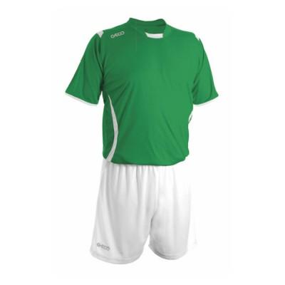 Футболни екипи Green White GECO