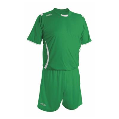 Футболни екипи Green GECO