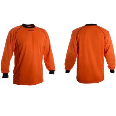 Вратарят футболна фланелка Zonda Orange Geco