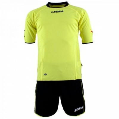 Футболни екипи KIT CARTAGENA размер XL цвят YELLOW FLUO LEGEA