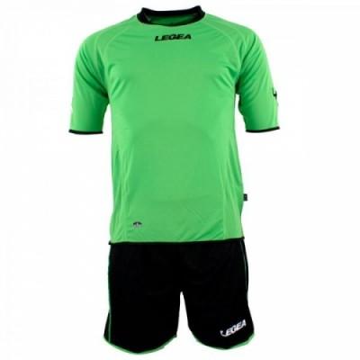 Футболни екипи KIT CARTAGENA размер M цвят GREEN FLUO LEGEA