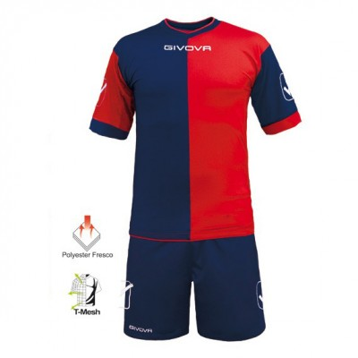 Футболни екипи Kit Combo GIVOVA