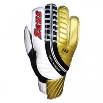 Футболни вратарски ръкавици GLOVES EKO ZEUS размер 6 ZEUS