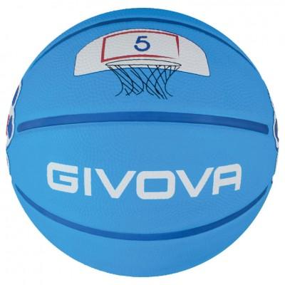 Баскетболна топка albastra, marimea 5, Easy, GIVOVA